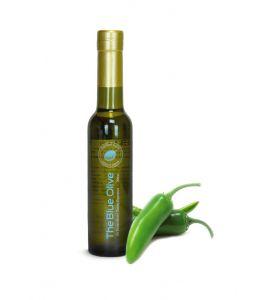 Baklouti Green Chili Fused (Agrumato) Extra Virgin Olive Oil